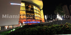 Places to go in Miami: American Airlines Arena