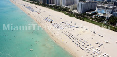 Places to go in Miami: Miami Beaches