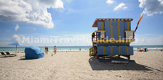 Places to go in Miami: South Beach - Ocean Drive
