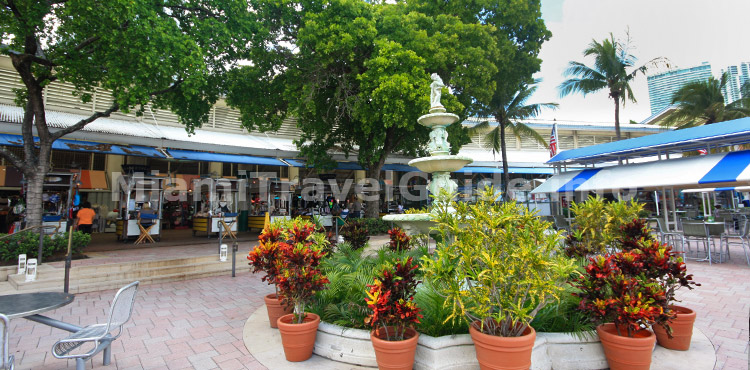 Bayside Marketplace - Atractions in Miami