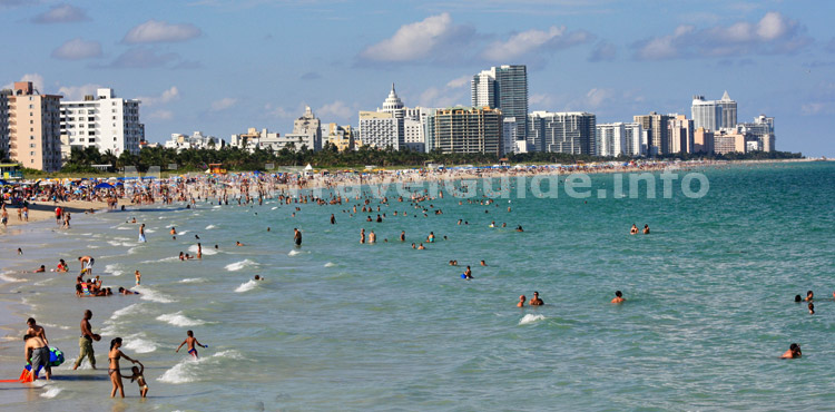 Miami Beaches - Atractions in Miami