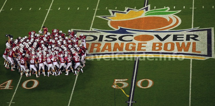 The Discover Orange Bowl
