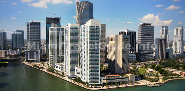 Downtown Miami- Atractions in Miami