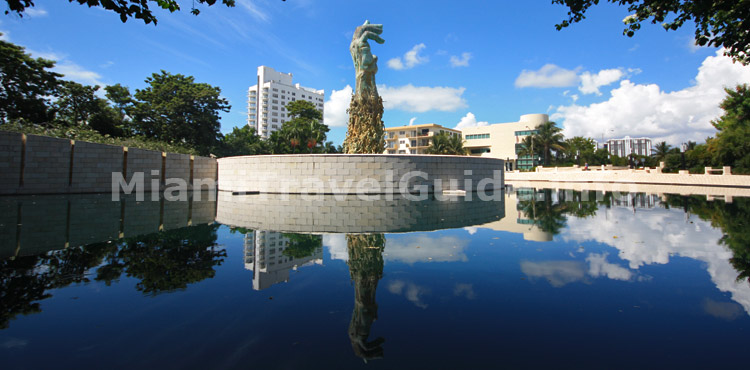 Holocaust Memorial- Atractions in Miami