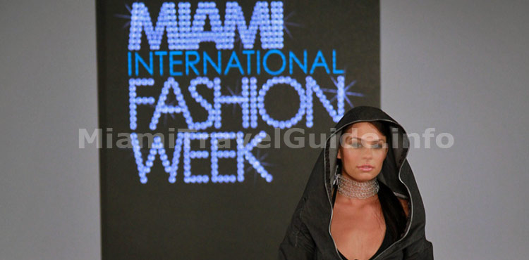 The Miami Beach International Fashion Week