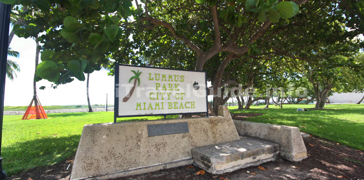 Miami Beach parks and recreation- Atractions in Miami