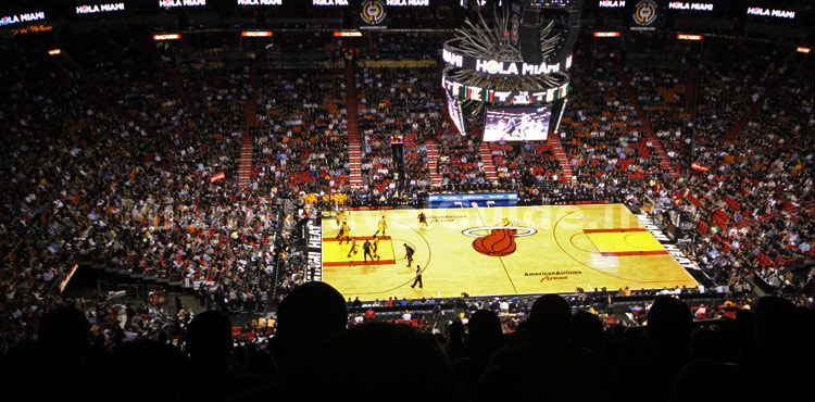 Miami Heat  -  Atractions in Miami