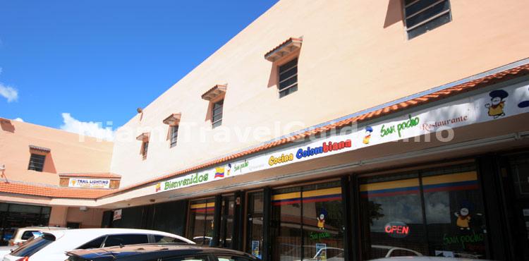 Colombian Restaurant In North Miami