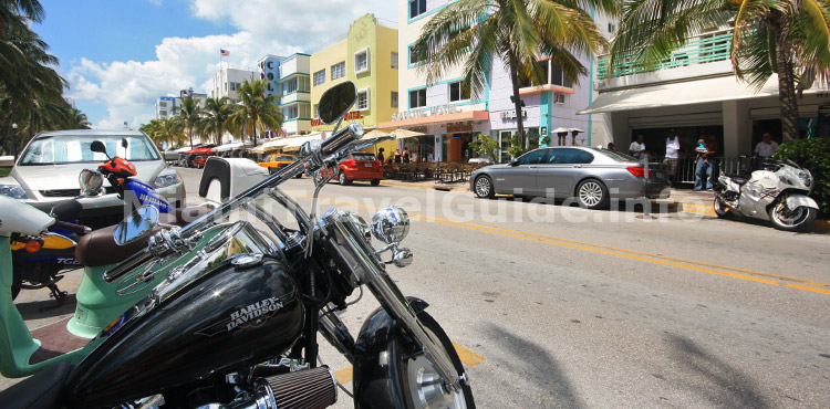 South Beach - Ocean Drive - Atractions in Miami