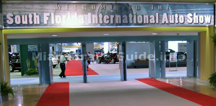 South Florida International Auto Show