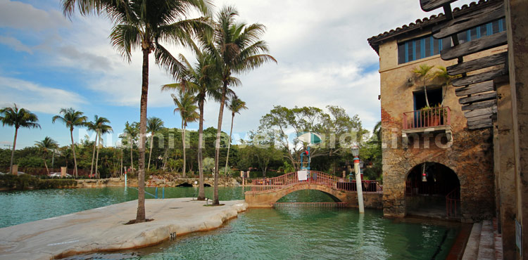 Venetian Pool- Atractions in Miami