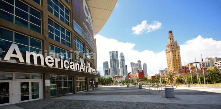 American Airlines Arena Atractions In Miami Miami